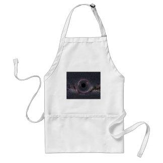ブラックホールの銀河 スタンダードエプロン