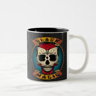 ブラックマジックブードゥー ツートーンマグカップ