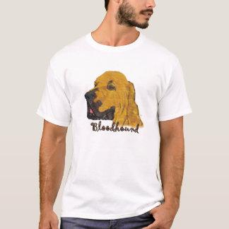ブラッドハウンドのティー Tシャツ