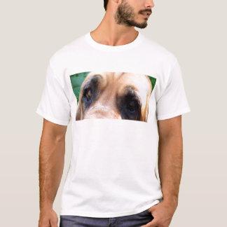 ブラッドハウンドの目 Tシャツ