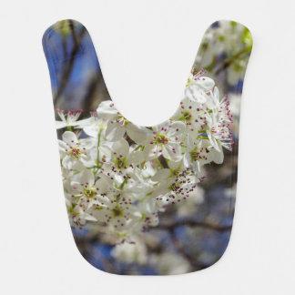 ブラッドフォードのナシの開花 ベビービブ