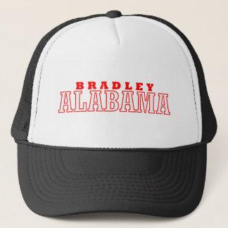 ブラッドリーのアラバマ都市デザイン キャップ