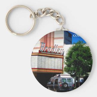 ブラッドリーの劇場-コロンブス、ジョージア キーホルダー