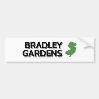 ブラッドリーの庭、ニュージャージー バンパーステッカー