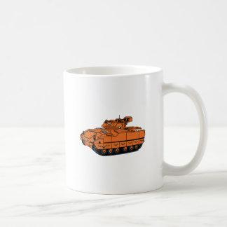 ブラッドリータンク コーヒーマグカップ