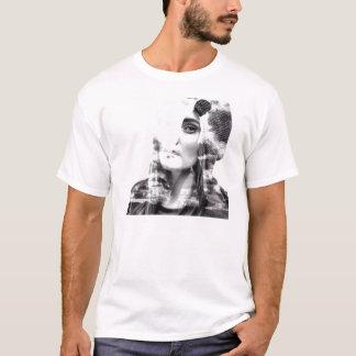 ブラッドリーMalkoの二重露光 Tシャツ