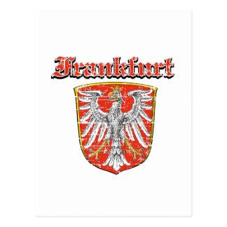 ブランクフルト都市デザイン ポストカード
