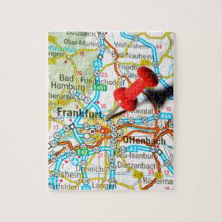 ブランクフルト、ドイツ ジグソーパズル