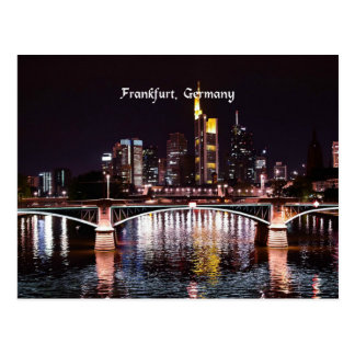 ブランクフルト、ドイツ ポストカード