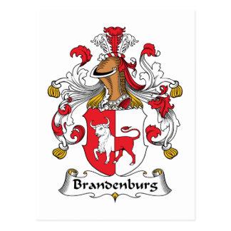 ブランデンブルクの家紋 ポストカード