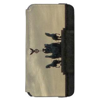 ブランデンブルク門の日没、ベルリン INCIPIO WATSON™ iPhone 5 財布型ケース