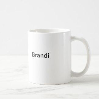 ブランデーの明白なマグ コーヒーマグカップ