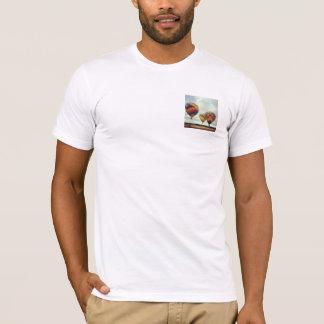 ブランデーグラス、小型のワイシャツ Tシャツ