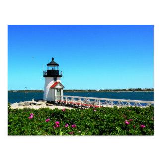 ブラントポイント灯台 ポストカード