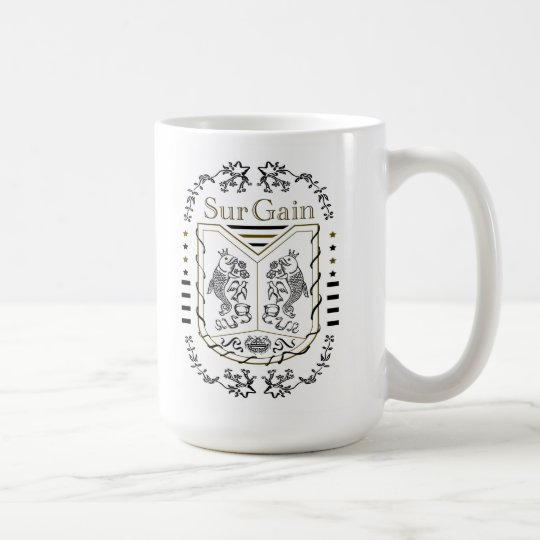 ブランド SURGAINマグカップ コーヒーマグカップ