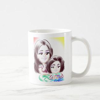 ブリザードの風刺漫画のマグ10/11a コーヒーマグカップ