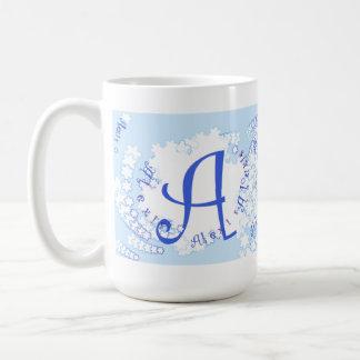 ブリザード-アレキシスのマグ コーヒーマグカップ