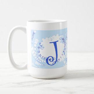 ブリザード-ジェニファーのマグ コーヒーマグカップ