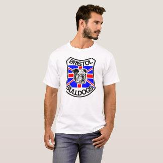 ブリストルのブルドッグ Tシャツ