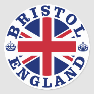 ブリストルのヴィンテージのイギリスのデザイン ラウンドシール