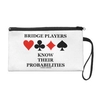 ブリッジ・プレーヤーは彼らの確率カードスーツを知っています リストレット