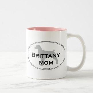 ブリッタニーのお母さん ツートーンマグカップ