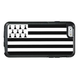 ブリッタニーのオッターボックスのiPhoneの場合の旗 オッターボックスiPhone 6/6sケース