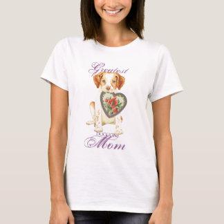 ブリッタニーのハートのお母さん Tシャツ