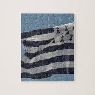 ブリッタニーの旗 ジグソーパズル