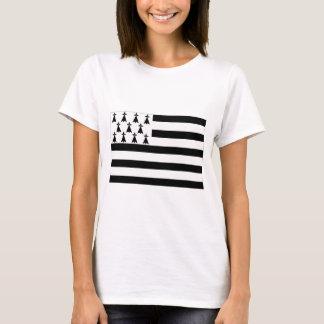 ブリッタニーの旗 Tシャツ