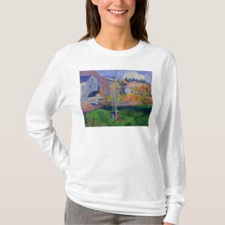 ブリッタニーの景色: デイヴィッドの製造所1894年 Tシャツ