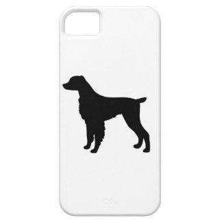 ブリッタニースパニエル犬犬 iPhone SE/5/5s ケース
