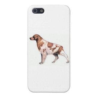 ブリッタニースパニエル犬 iPhone 5 ケース