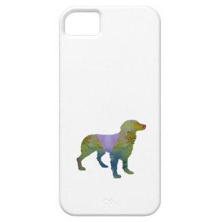 ブリッタニースパニエル犬 iPhone SE/5/5s ケース