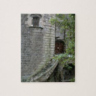 ブリッタニー、フランスの歴史的な建物 ジグソーパズル