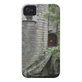 ブリッタニー、フランスの歴史的な建物 Case-Mate iPhone 4 ケース