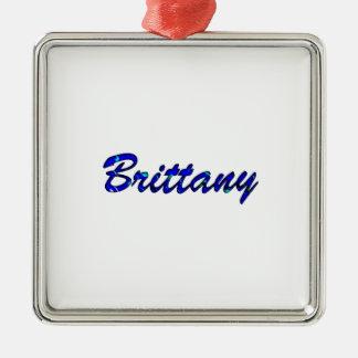ブリッタニー メタルオーナメント