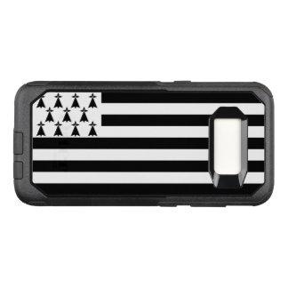 ブリッタニーSamsungのオッターボックスの場合の旗 オッターボックスコミューターSamsung Galaxy S8 ケース