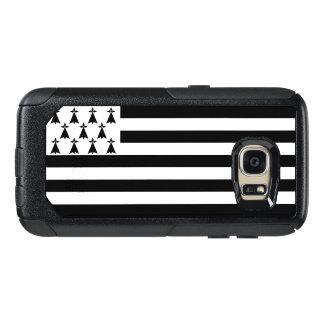 ブリッタニーSamsungのオッターボックスの場合の旗 オッターボックスSamsung Galaxy S7ケース