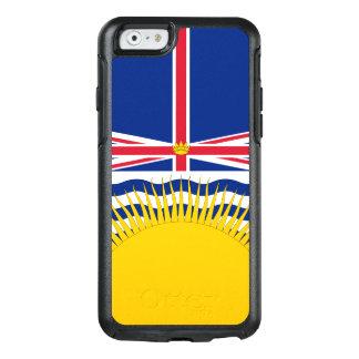 ブリティッシュ・コロンビアのオッターボックスのiPhoneの場合の旗 オッターボックスiPhone 6/6sケース