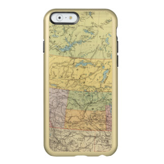 ブリティッシュ・コロンビアのノースウェスト準州 INCIPIO FEATHER SHINE iPhone 6ケース