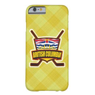 ブリティッシュ・コロンビアのホッケーの電話カバー BARELY THERE iPhone 6 ケース