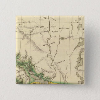 ブリティッシュ・コロンビア、アルバータ31 5.1CM 正方形バッジ