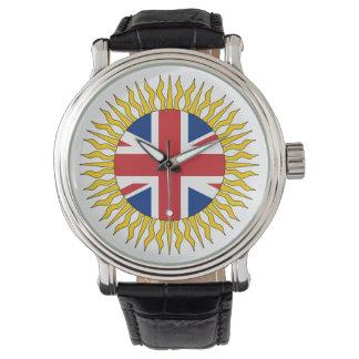 ブリティッシュ・コロンビアSunJackの腕時計 腕時計