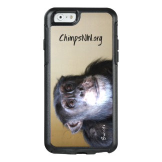 ブリトーのチンパンジーのiPhone 6/6sのオッターボックスの場合 オッターボックスiPhone 6/6sケース