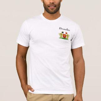 ブリュッセル(ブリュッセル) Tシャツ