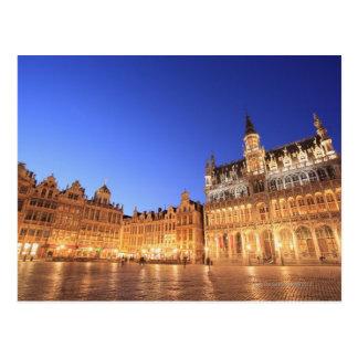 ブリュッセル、ベルギー2 ポストカード