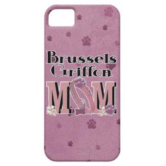 ブリュッセルGriffonのお母さん iPhone SE/5/5s ケース