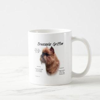 ブリュッセルGriffonの(荒い)歴史のデザイン コーヒーマグカップ