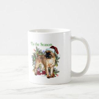 ブリュッセルGriffonの` Tis コーヒーマグカップ